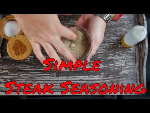 How To: Basic Steak Seasoning
