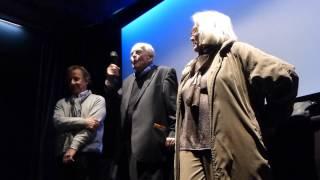 Micheline Presle et Jean Valère - 12 octobre 2013 (2/2)