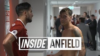 Inside Anfield: Liverpool 4-0 Arsenal | Exclusive tunnel access from the Reds win