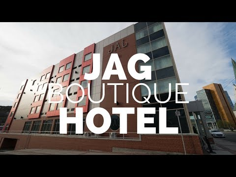 JAG Boutique Hotel Review - Rock Inspired in St. John's, Newfoundland