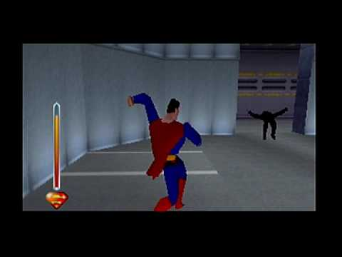 Let's Play Superman 64 - Stage 8