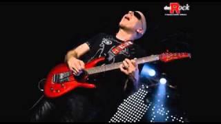 Joe Satriani - Black Swans And Wormhole Wizards 2010 - #12 heartbeats