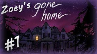 Gone Home - #1 - I Don