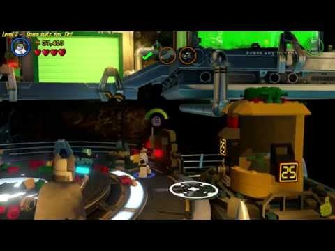 Lego Batman 3 Beyond Gotham: Lvl 3 Space Suits You Sir! Trophy/Achievement (Story Walkthrough) - HTG