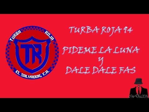 Pideme la Luna Y Dale dale FAS - Turba roja 94 (CD FAS, El Salvador)