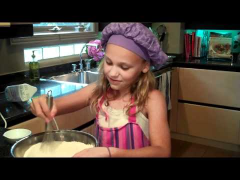 The Cookin' Kids Lily's Famous Chocolate Chip Cookies