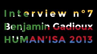Interview anciens présidents n°7 : Président HUMAN'ISA 2013