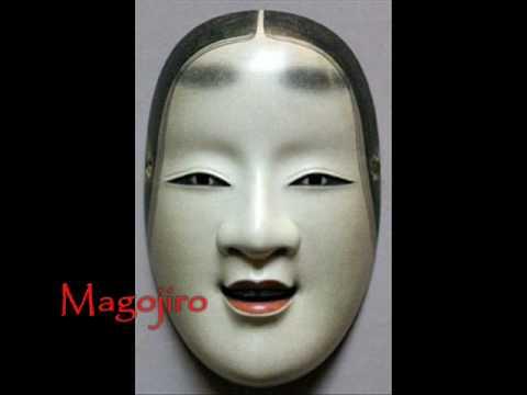 Noh Theatre Masks