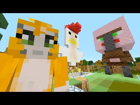 Minecraft Xbox - Quest To Play Some Games (147)