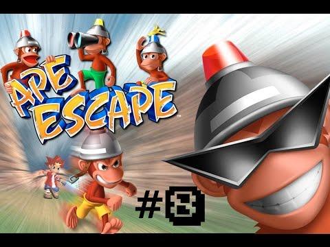 Ape Escape #8 | A por Specter, el niño chango