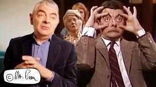 The Creation Of Mr Bean Happy Birthday Mr Bean Itv Tonight At 8pm Mr Bean Youtube