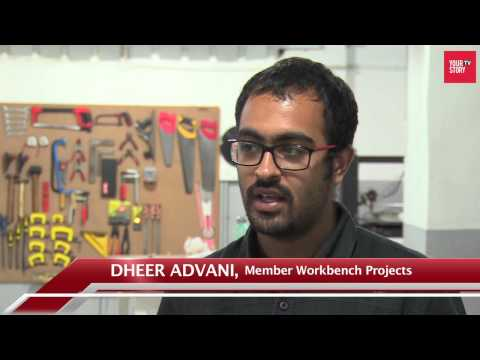 Workbench Projects - Bangalore's own makerspace