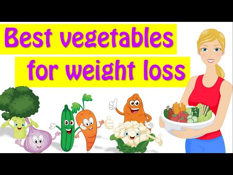 Best Vegetables For Weight Loss, Healthiest Vegetables List