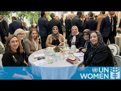 The Mediterranean Women Mediators Network