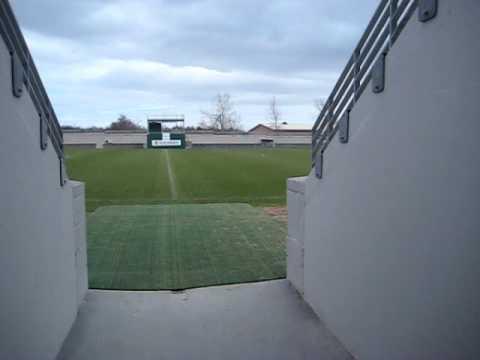 Tunnel Tallaght Stadium
