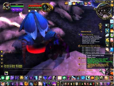 World of Warcraft-Mists of Pandaria- Klaxxi Reputation updates