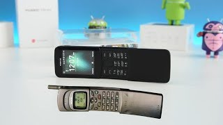 Nokia 8110 4G Банан уже не тот