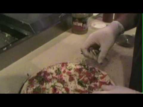 The Smokehouse Menu: BBQ Pork Pizza