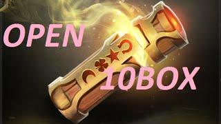 Lockless Luckvase OPEN 10 BOX