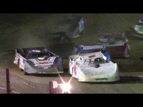 ULMS Super Late Model B-Main One | Hesston Speedway | 7-1-17