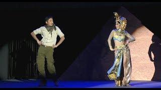 冒险雷探长舞蹈跟演讲 Lei