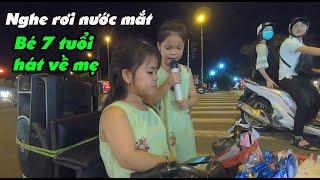 Rơi nước mắt khi nghe bé 7 tuổi cháu của Hạnh hát về mẹ quá cảm xúc