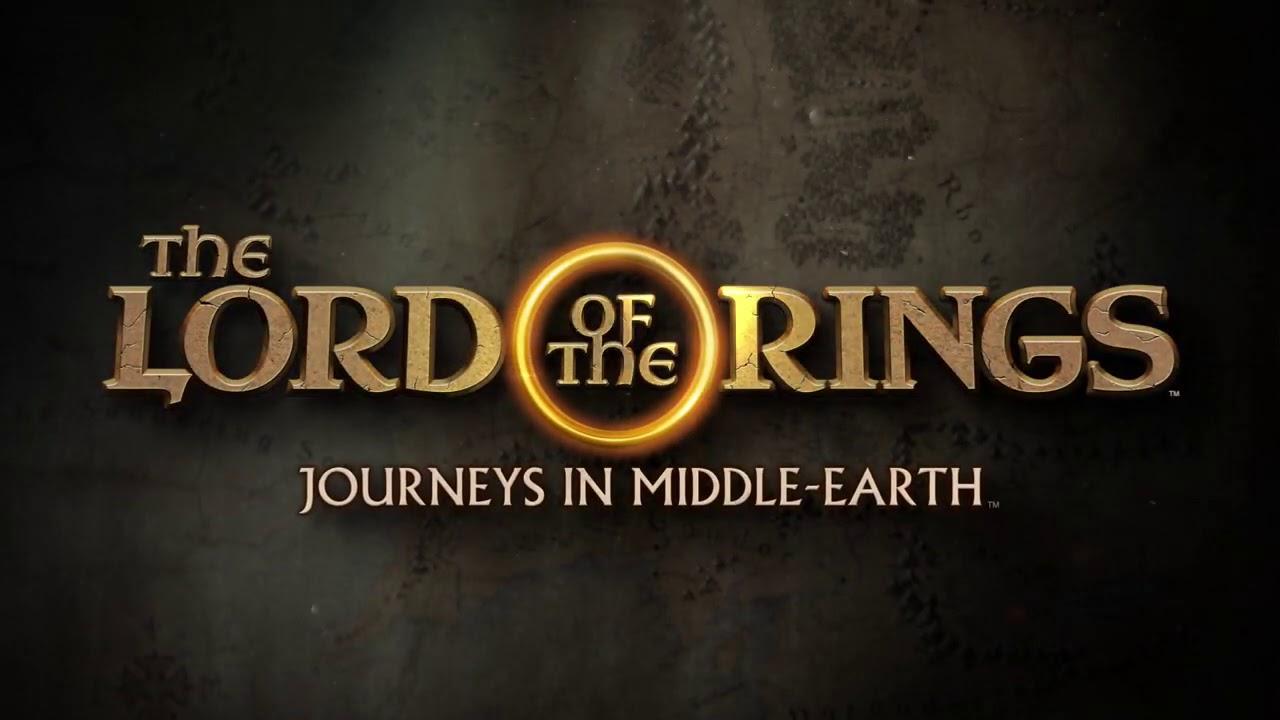 Trailer El Señor de los Anillos: Viajes por la Tierra Media