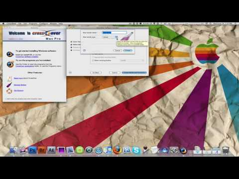 how to open exe files on mac