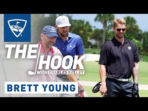 The Hook with Charles Kelley | Brett Young & Kenzie O'Connell | Topgolf