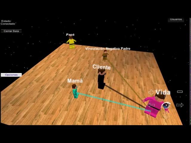 Formación de Constelaciones Familiares (Práctica Online)