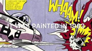 Roy Lichtenstein Facts
