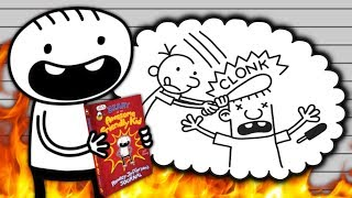 Diary of a Wimpy Kid's DARK TRUTH in Rowley's Perspective