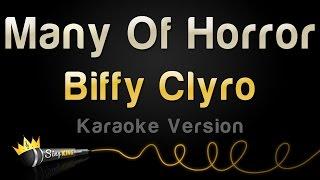 BIFFY CLYRO - MANY OF HORROR (WHEN WE COLLIDE) ALBUM …