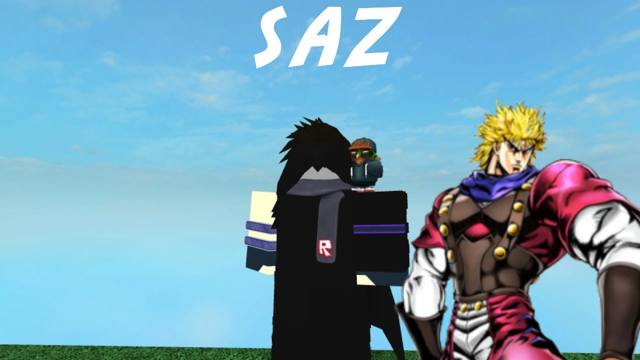 Roblox Script Showcase Dio Time Stop Knives By Vengefulprogram Roblox Script Showcase Saz By Vengefulprogram