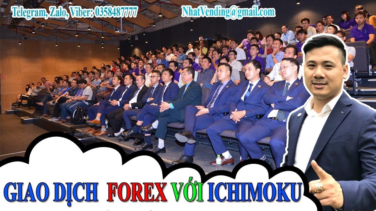 Giao dịch Forex Đối Xung với Ichimoku – Nhất Ichimoku 06/04/2020