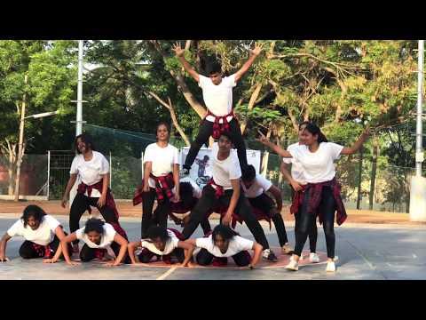 Jayciana 2018 || Velocity Dance Performance || Just Dance || SJCE Mysuru ||