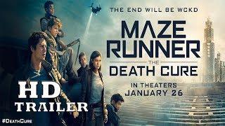 Maze Runner - The Death Cure TV Spot - IMAX II 2018