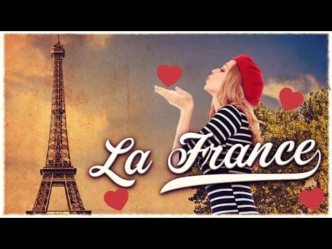 Top 5 des raisons de kiffer la France