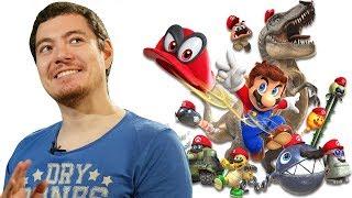Super Mario Odyssey - Шедевр или ШЛЯПА? (Обзор/Мнение/Review)