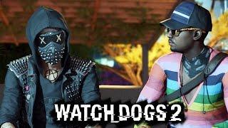 WATCH DOGS 2 #13 - Wrench SEM Máscara!? (PS4 Pro Gameplay Português PT-BR)