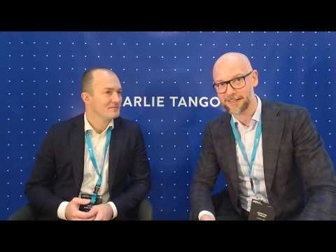 Charlie Tango Live Studio at Digital Copenhagen 2019 - introduction