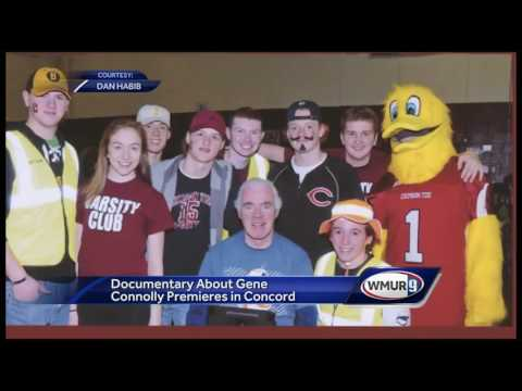 Documentary about Gene Connolly premieres in Concord