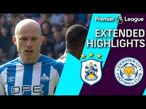 Huddersfield v. Leicester City   PREMIER LEAGUE EXTENDED HIGHLIGHTS   4/6/19   NBC Sports