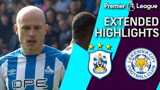 Huddersfield v. Leicester City | PREMIER LEAGUE EXTENDED HIGHLIGHTS | 4/6/19 | NBC Sports