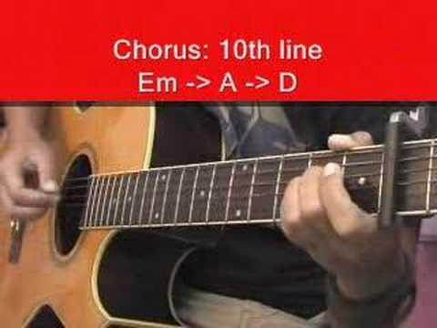 Tercipta Untukku - belajar main gitar