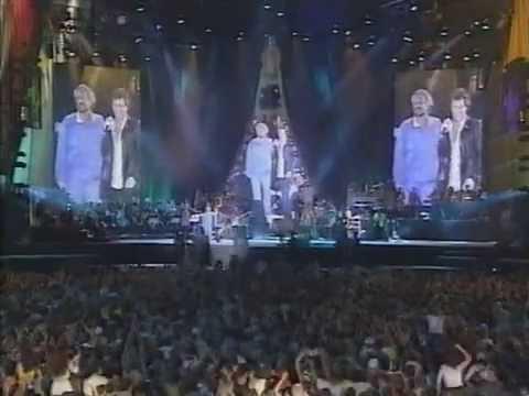 """Songs & Visions"" - Carlsberg Concert. Wembley Stadium London (1997)"