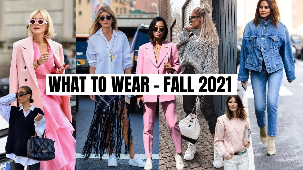 Download Wearable Fall 2021 Fashion Trends | The Style Insider