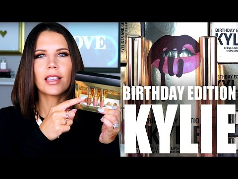 KYLIE JENNER BIRTHDAY EDITION Review