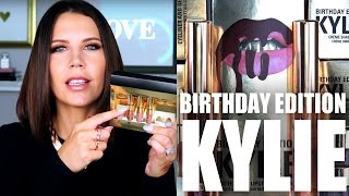 KYLIE JENNER BIRTHDAY EDITION Review by : Tati