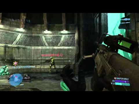 FB JONESS Overkill on Guardian - Halo 3
